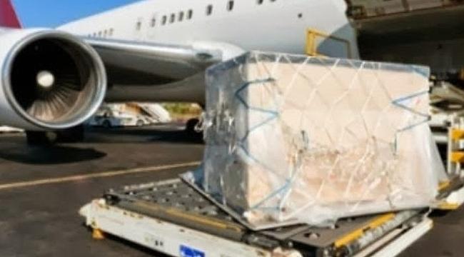 Suudi Arabistan kargo uçağına dev operasyon!