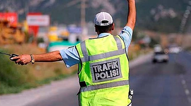 2 bin 505 sürücüye ceza