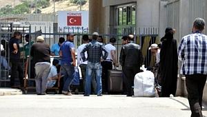278 bin Suriyeli geri döndü