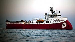 Karadeniz'de doğalgaz sondajı