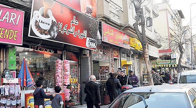 Suriyelilerin işletme sayısı hızla artıyor