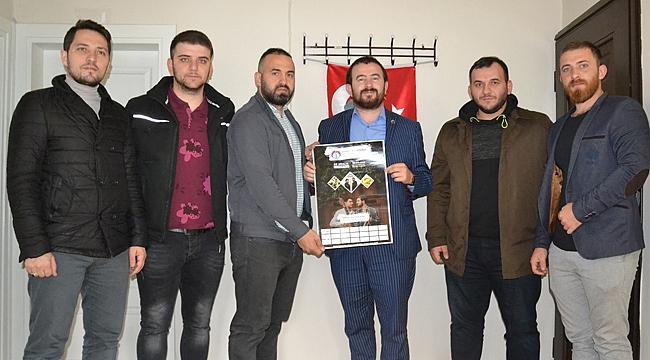 Trabzonlu gençler şenlikte buluşacak