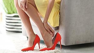 Çalışan kadınlar için ayak sağlığı önerileri