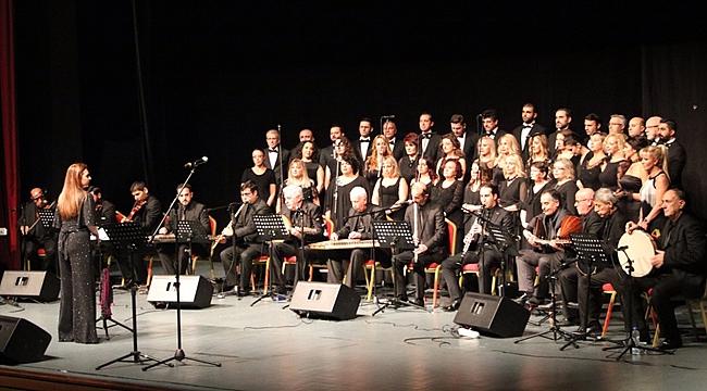 Gebze'de eşsiz konser