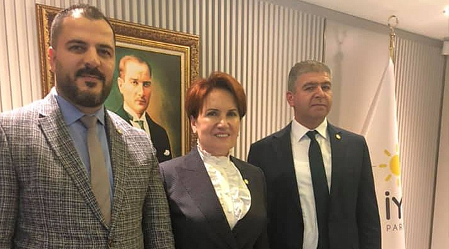 İyi Parti Ankara'ya çıkartma yaptı