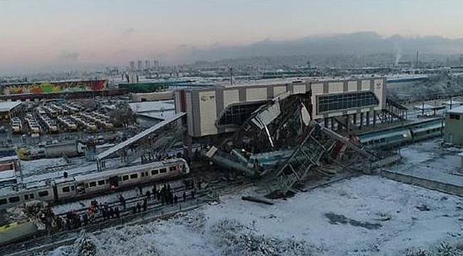 Yüksek hızlı tren kazası; 4 ölü