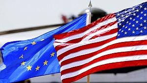 AB, ABD'yle müzakereye hazırlanıyor