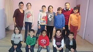 Çocuklar 27 Mart'a hazırlanıyor