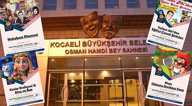 Gebzeli öğrenciler tatilde Osman Hamdi Bey'de