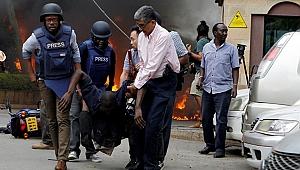 Kenya'dan çarpıcı görüntüler