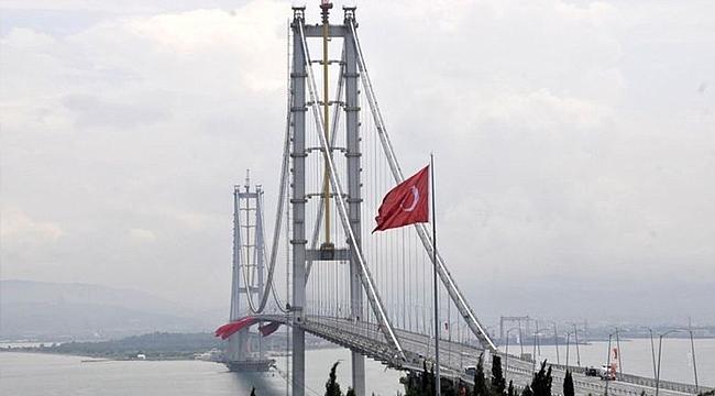 Osmangazi Köprüsü'ne indirim göründü