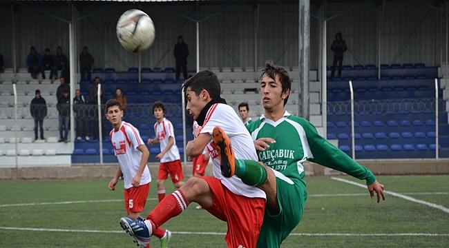 U17 Play-Off'ta son maçlar