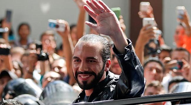 El Salvador'un başına Osmanlı torunu geçiyor