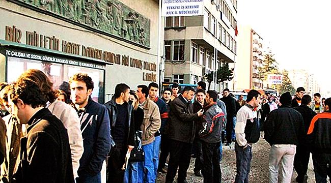 Şubat ayı işsizlik verisi açıklandı