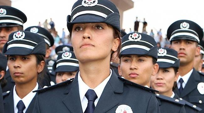 2 bin 500 kadın polis memuru adayı alınacak