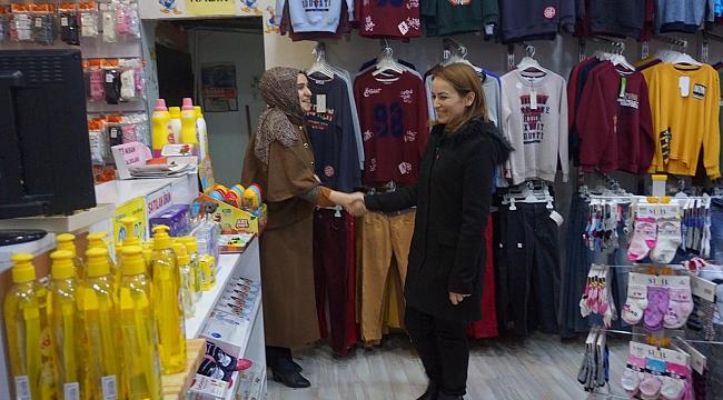 Arapçeşme'de Burcu Çetinkaya rüzgarı