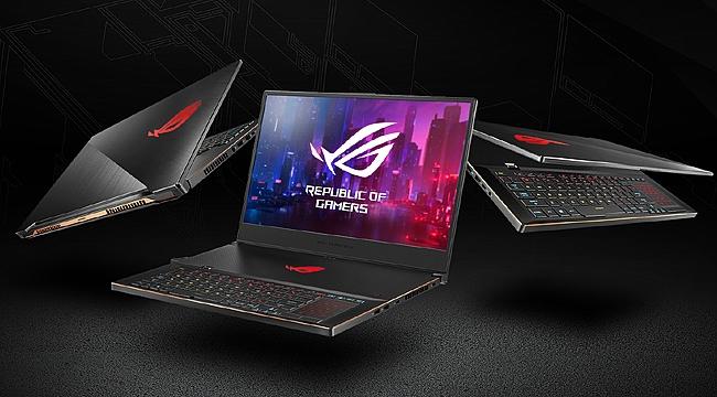 ASUS'un yeni oyun bilgisayarı Türkiye'de