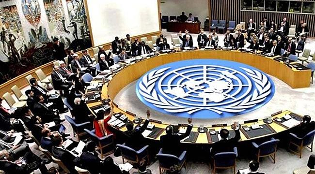 BM'den İsrail'e kınama!