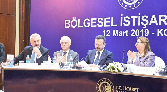 'Bölgesel İstişare Toplantısı' Kocaeli'nde gerçekleşti