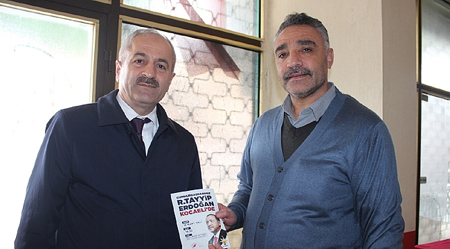 Büyükgöz'den miting daveti