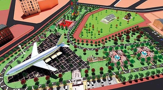 "Çiftçi, ""Uçak Park, bilimin merkezi olacak"""
