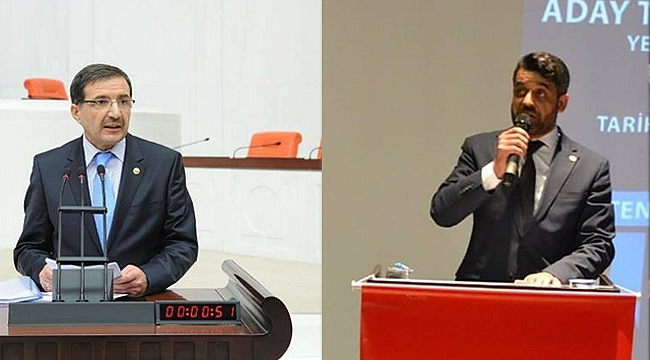 Erzurumluların toplantısında HDP kavgası!