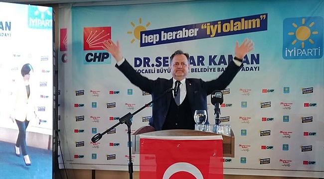 Serdar Kaman projelerini duyurdu