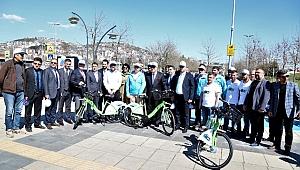 Yeni nesil bisiklet istasyonları hizmete girdi