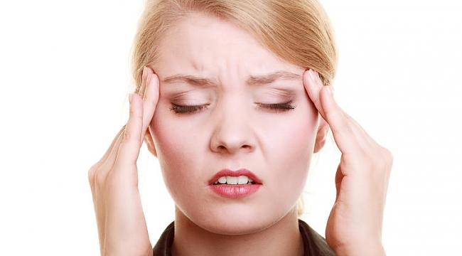 Baş ağrısına iyi gelen doğal yöntemler
