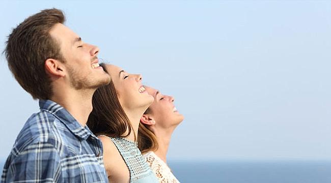 Doğru nefes nasıl alınır?