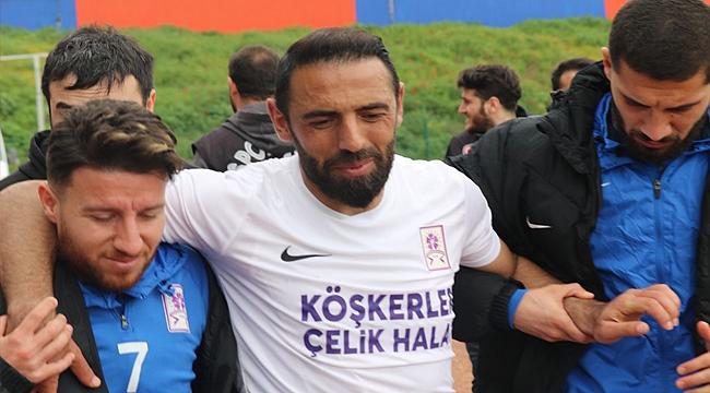 Eyvah! Mustafa Kara sakatlandı