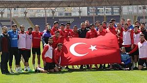 Gebzespor, 23 Nisan'ı kutladı