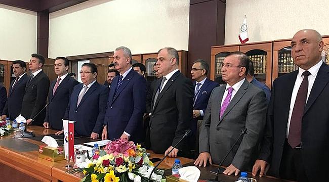 GTO ve Erbil Ticaret Odası arasında protokol