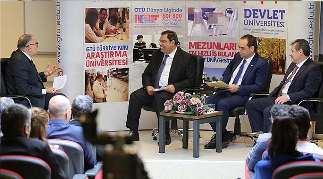 GTÜ'den Türkiye'ye tasarruf anlatıldı