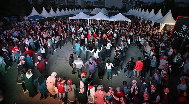 Hamsi festivalinden görkemli final