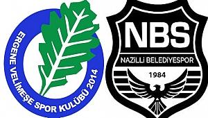Haydi Velimeşe, saldır Nazilli!
