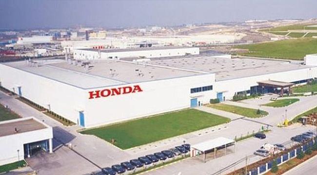 Honda, Türkiye'deki üretimini sonlandırıyor