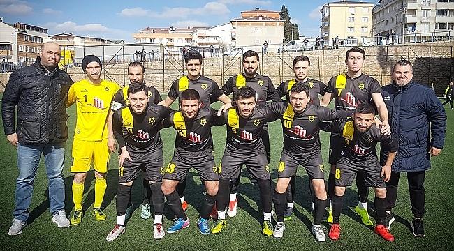 Mustafapaşa Play-Off'ta: 3-0