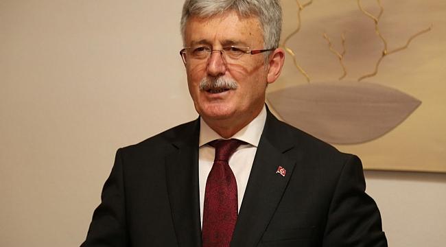 AK Parti'nin yeni il başkanı Ellibeş oldu!
