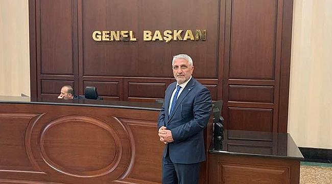 """Aydın, """"Cumhurbaşkanımız Kocaeli'ni önemsiyor"""""""