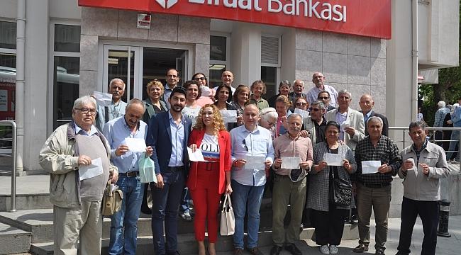 CHP Darıca, İmamoğlu için para yatırdı