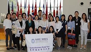 Çinli öğrenciler GOSB'u ziyaret etti