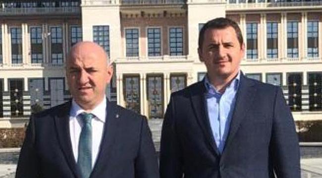Cüneyt Şentürk, başkan yardımcısı oldu