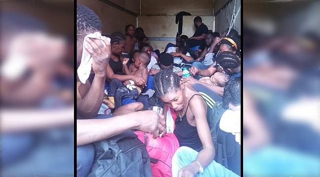 Dilovası'nda insan kaçakçılığına darbe