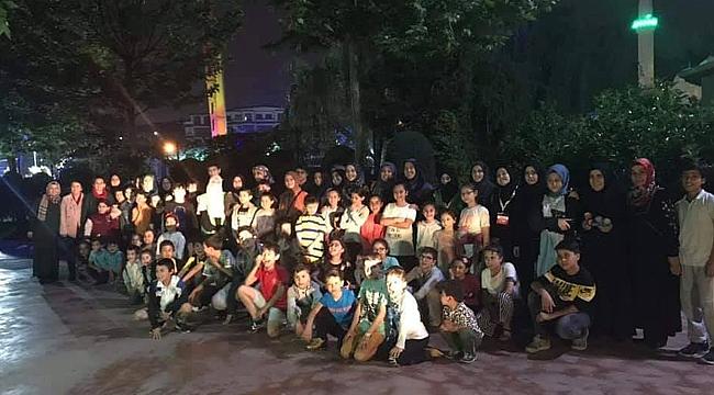 İHH Gebze'den yetim çocuklara iftar