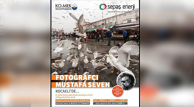 Mustafa Seven, fotoğraf severlerle buluşacak