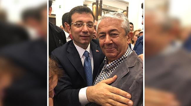 Sarıbay ve İmamoğlu İstanbul'da bir araya geldi
