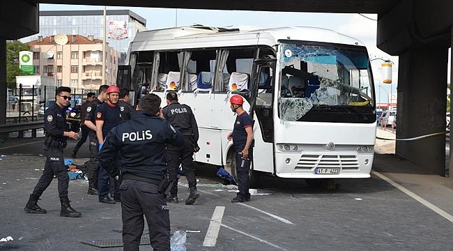 Tatlıkuyu'da feci kaza; 1 ölü