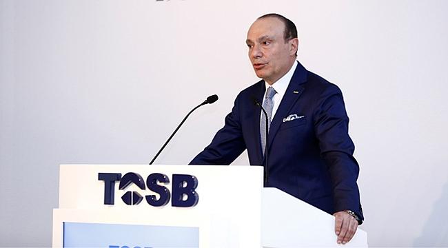 TOSB'da ikinci Ömer Burhanoğlu dönemi