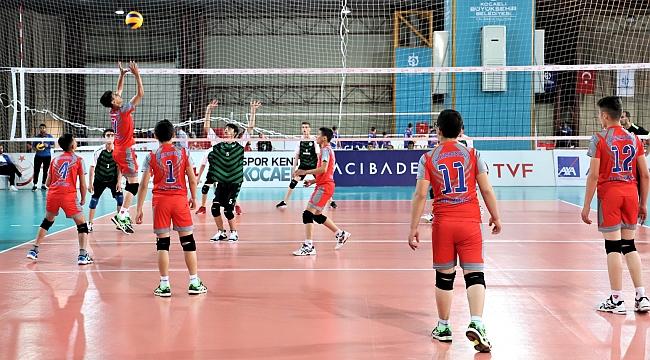Türkiye Şampiyonası'nda final coşkusu